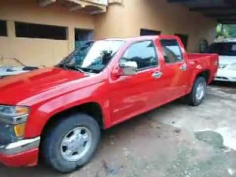 Venta Camioneta Chevrolet Colorado Modelo 2004 Youtube
