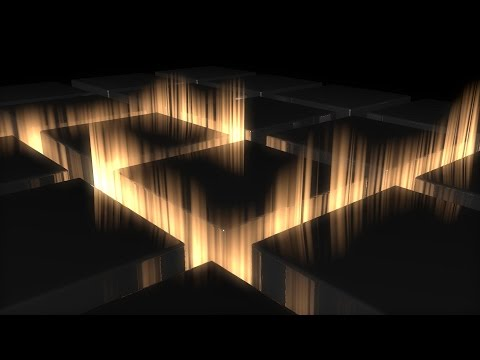 C4D Q&A 01 - Creating Light Rays in Cinema 4D. [Re-Upload]