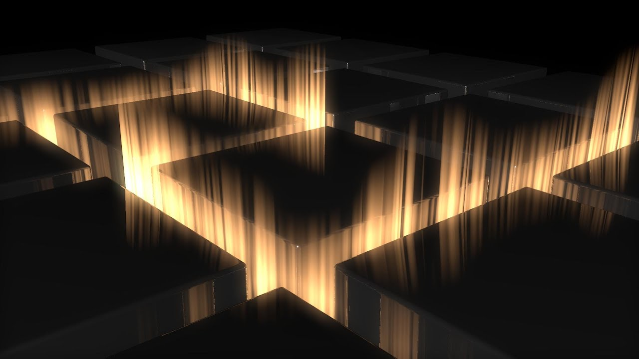 C4D Q&A 01 - Creating Light Rays in Cinema 4D - MOTION SQUARED