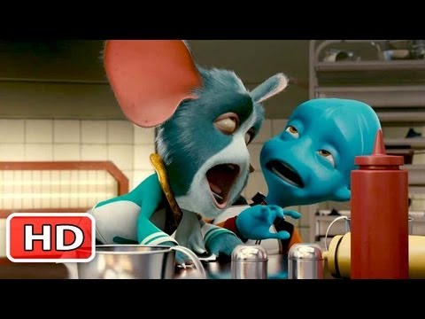 Escape From Planet Earth Trailer 2013 YouTube