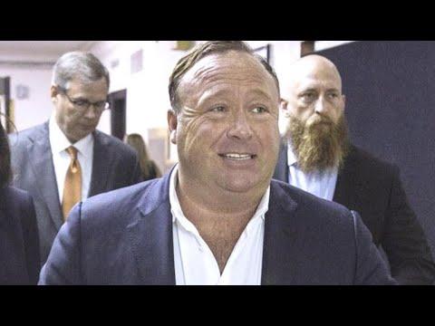 Sandy Hook families sue conspiracy theorist Alex Jones for defamation