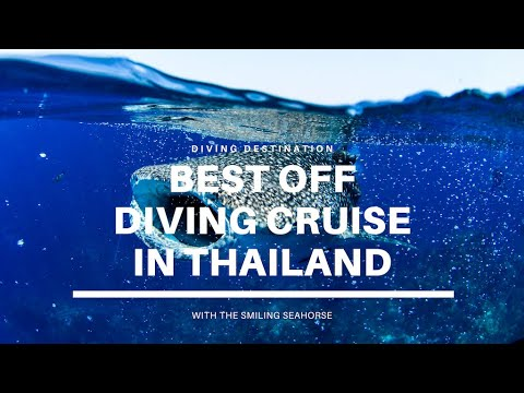 Diving Destination: Best of Thailand