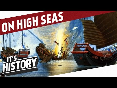 China Rules the Seas - The Invention of the Junk l HISTORY OF CHINA