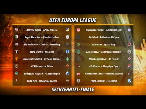 Auslosung Europa League 2021