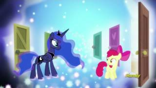 Princess Luna in Applebloom