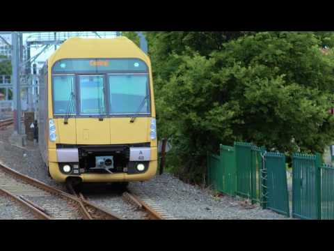SYDNEY METRO WEST - STADIUM TRANSPORT GAME CHANGER