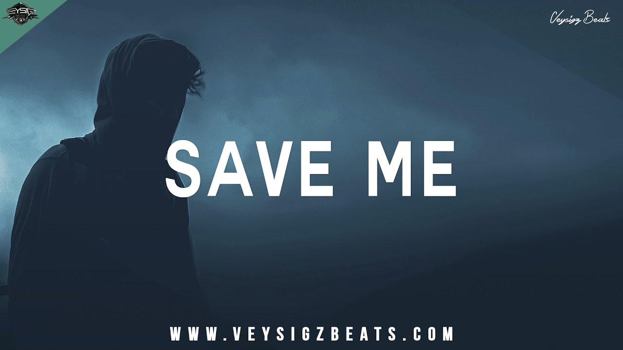 """Save Me"" - Deep Storytelling Rap Beat | Sad Emotional Hip Hop Instrumental [prod. by Veysigz]"