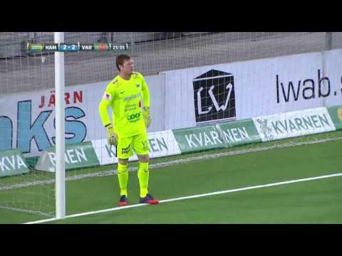 Hammarby utjämnar - Hamad gör 2-2 - TV4 Sport