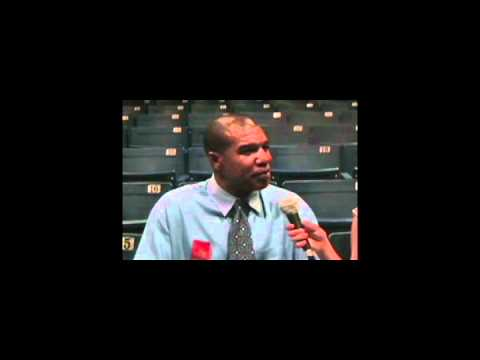 Paul Vaden Interview with Marshall Middle School