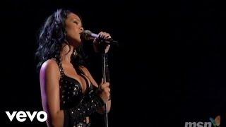 Rihanna Rehab Live