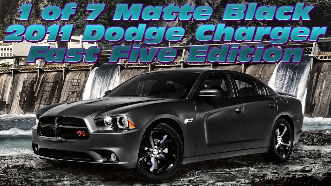 Fast Five Edition 2011 Dodge Charger RT at Northwest Motorsport