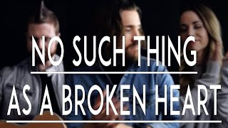 Old Dominion's - No Such Thing as a Broken Heart (HQ) MUSIC VIDEO COVER