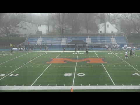 Malverne Boys Varsity Lacrosse vs West Hempstead (Second Half)- 04/25/2018