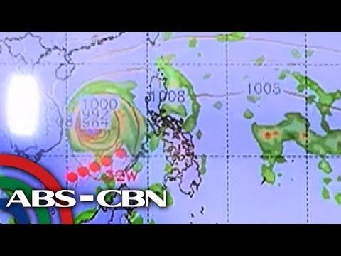 TV Patrol: Bagong namumuong bagyo, pinaghahandaan