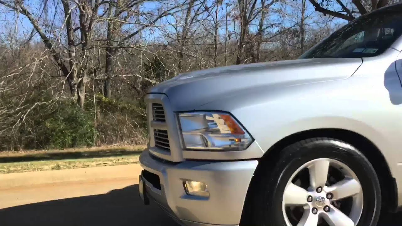2014 Dodge Ram Hd Front End Conversion Youtube