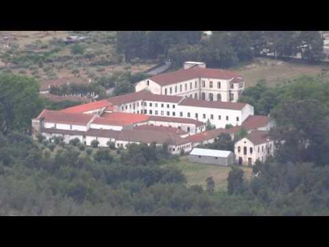 Vista da albufeira da Marateca, Soalheira, colégio Jesuíta,  Louriçal do Campo (Serra da Gardunha)