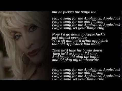Dolly Parton-AppleJack lyrics