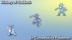 How GOOD was Golduck ACTUALLY? - History of Golduck in Competitive Pokemon (Gens 1-7)