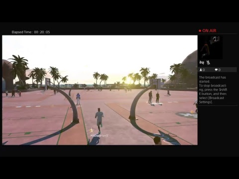 MADspartan12's Live PS4 Broadcast