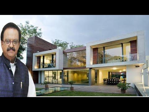 S P Balasubrahmanyam Luxury Life | Net Worth | Salary | Business | Cars | House | Family | Biography