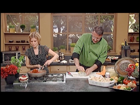 "3ABN Today Cooking with Mark Anthony – ""Simply Incredible Italian"""