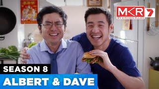 Albert & Dave | MKR Season 8