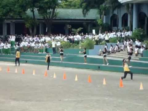 FITNESS DAY '12 - university of san jose recoletos