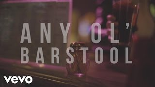 Jason Aldean - Any Ol' Barstool (Lyric Video)