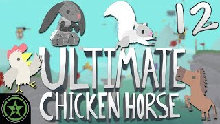 To The Moon! - Ultimate Chicken Horse (#12) | Let's Play