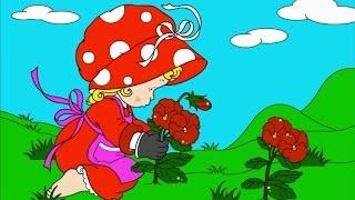 Little Gardener Girl