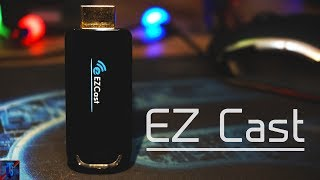 EZ Cast 5G Wireless Display Dongle | In Depth Full Bangla Review, Unboxing, Setup | TechFo Geek | 4k