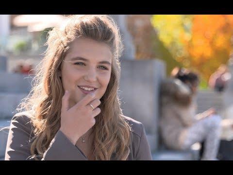 Sophie Nélisse – ET AU PIRE ON SE MARIERA at Zurich Film Festival