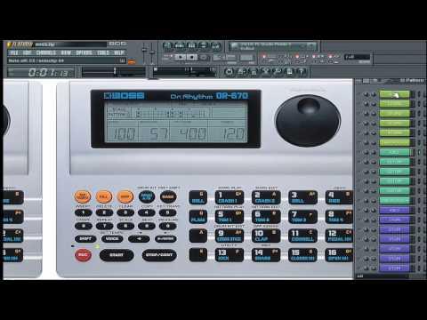 telecharger boite a rythme BOSS DR 670