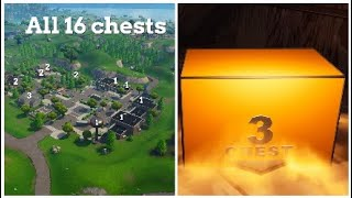 All 16 chests in retail row (For retail row starters)