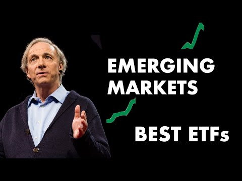 Best Emerging Market ETF - Ray Dalio Loves Vanguard VWO