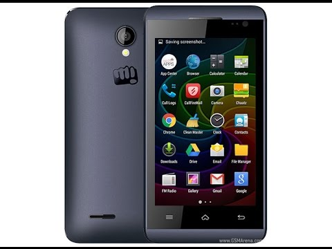 Micromax Q324 white display after flash solution