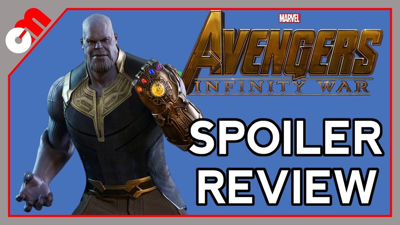 Infinity War Spoiler