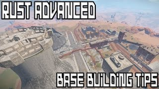 Rust Advanced | Base Building Tips & Tricks! |