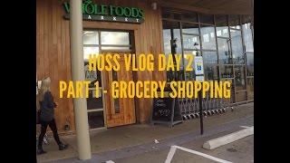 Hoss Vlog - Arnold Classic Day 2 / Part 1