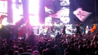 STEH AUF - Die Toten Hosen live 25.12.2009