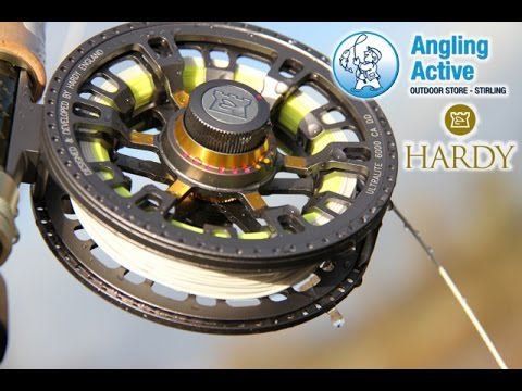 Hardy Ultralite CADD Fly Reel - Product Review