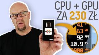 AMD Athlon 3000G - buduję PC na nowym procesorze klasy super lekkiej