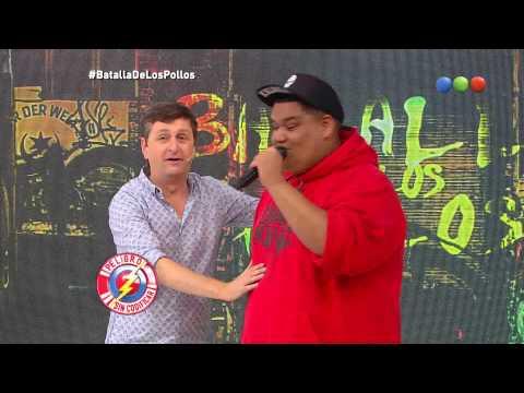 Batalla de rap en vivo - Peligro Sin Codificar
