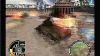 WDL Thunder Tanks (As scorcher)