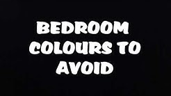 3 Bedroom Paint Colors That Will Improve Your Sleep