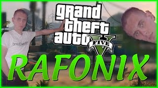 Rafonix - GTA 5 Stream (Funny Moments) Eloo