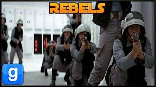 Rebel Infiltration! Part 1 (Garry's Mod | Star Wars RP)