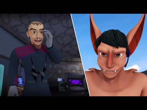 Shiva - Full Episode 51 - The Danger of Human Bat