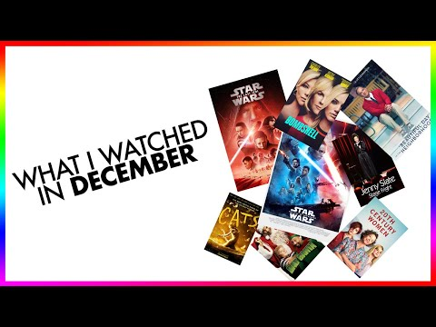 what i watched in december