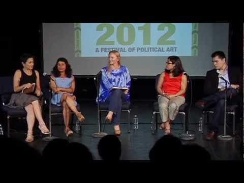 Part 4: A Conversation on Immigration: Culture Project Impact Festival 2012